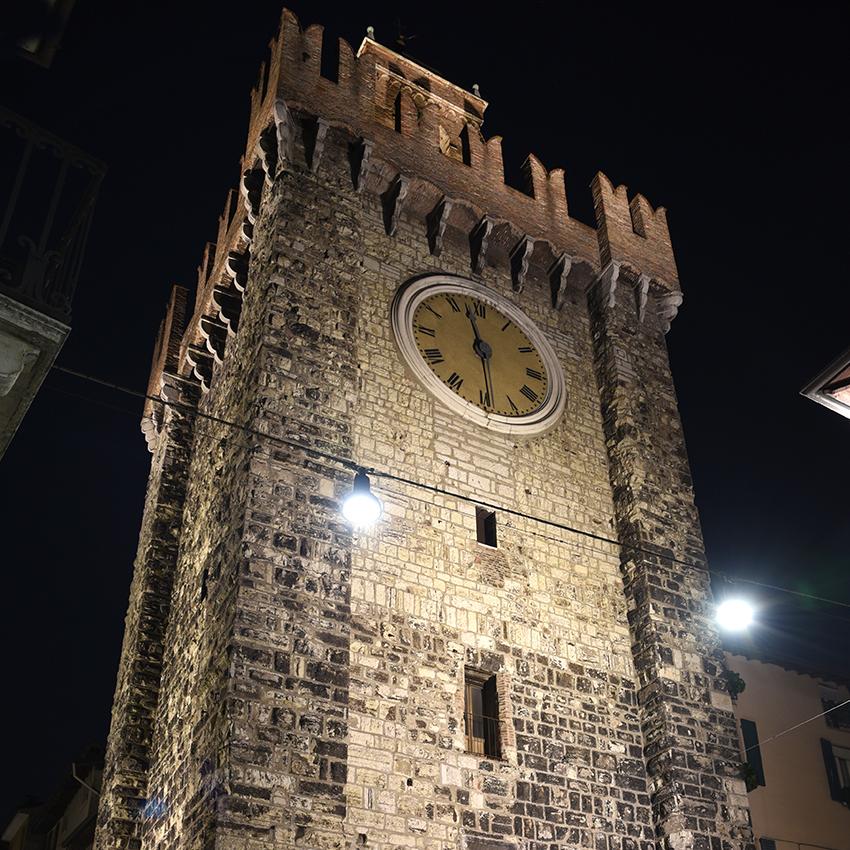 Torre della Pallata - Brescia