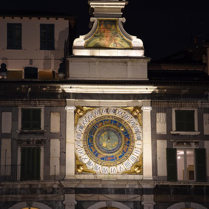 Torre dell'Orologio - Brescia